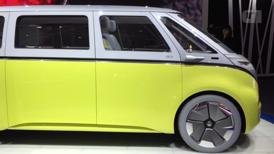 Volkswagen produzirá sucessora da Kombi a partir de 2022