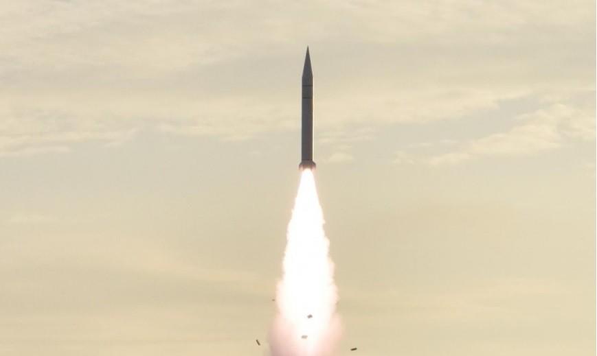 Teste do lançamento do Starry Sky-2 (Foto: Divulgação)