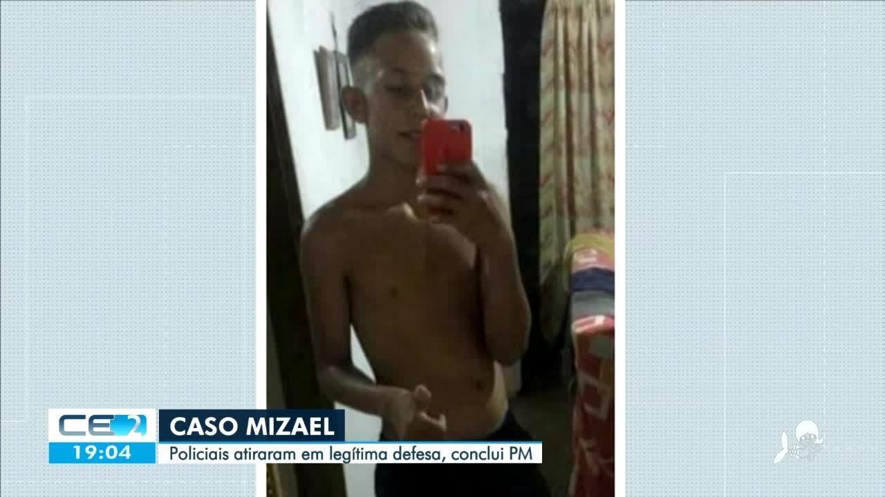 Inquérito militar aponta que adolescente foi morto por policiais, em Chorozinho