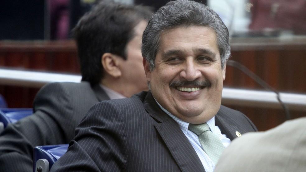Deputado estadual Arnaldo Monteiro (PSC/PB) vai ser investigado por compra de votos (Foto: Francisco França/Jornal da Paraíba/Arquivo)