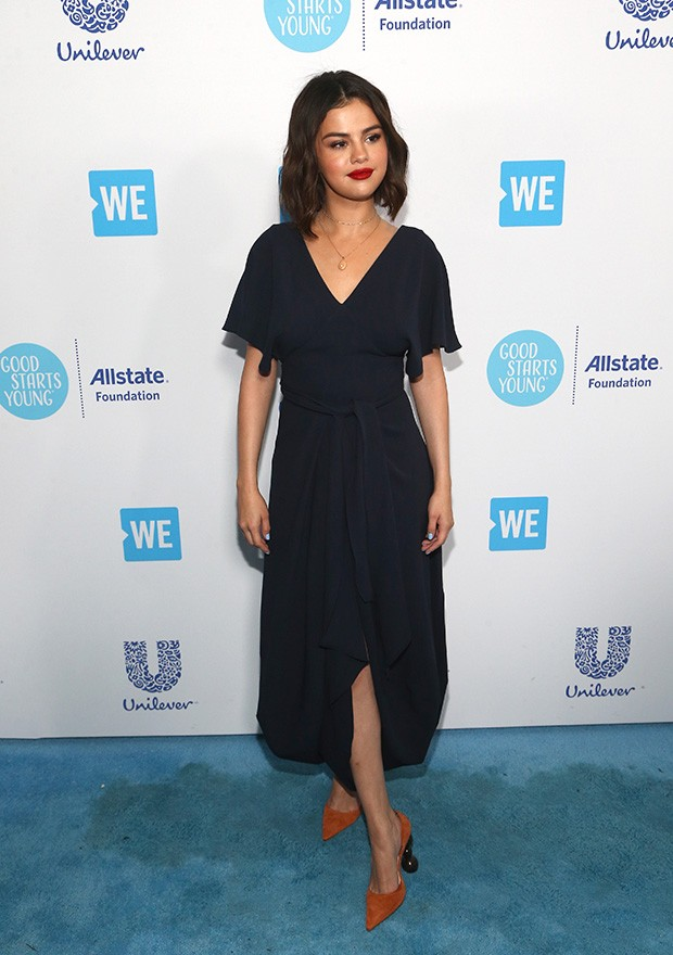 Selena Gomez de Jacquemus (Foto: Getty Images)