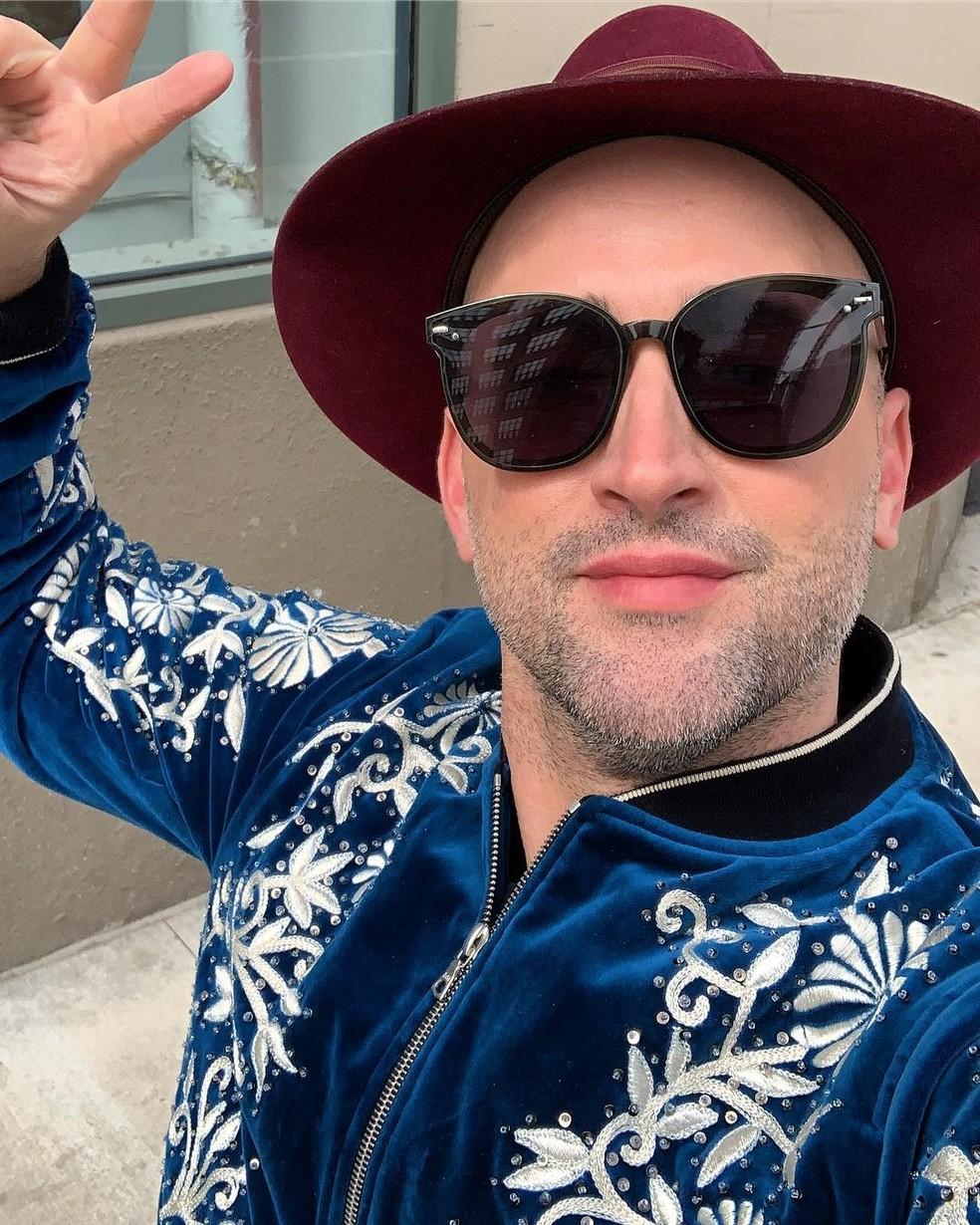 Com filme sem beijo gay, Paulo Gustavo foi criticado e respondeu: 'Povo está muito raivoso' — Foto: Reprodução/Instagram/PauloGustavo