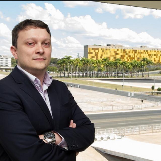 Jornalista Fernando Diniz, secretário de imprensa do Palácio do Planalto