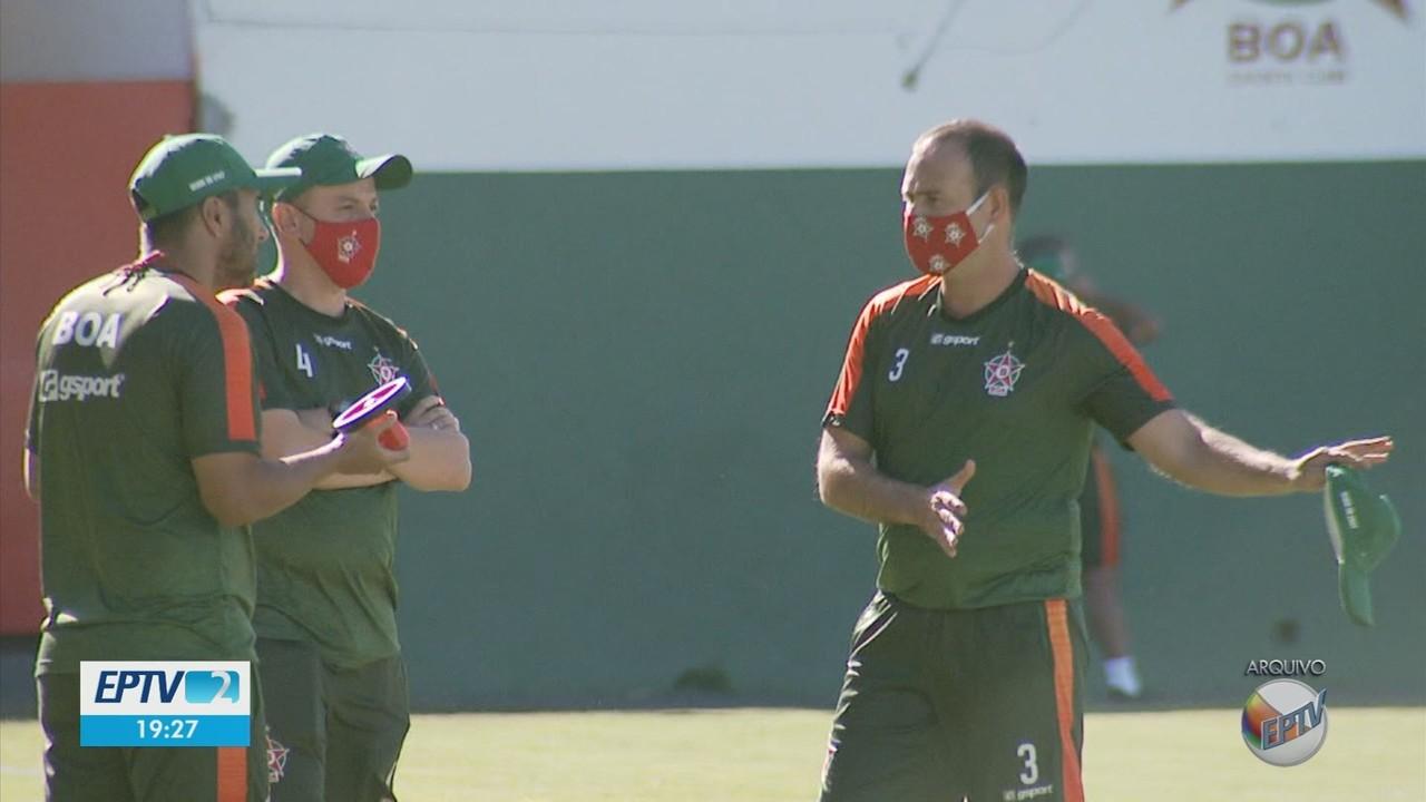 Após novo empate em casa, Sidney Moraes deixa o comando do Boa Esporte