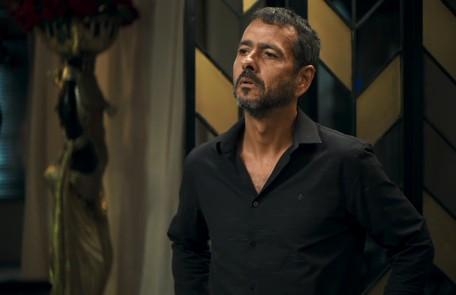 Na sexta (21), Jô (Agatha Moreira) fará com que a mãe pense que Amadeu (Marcos Palmeira) está envolvido no atentado contra ela Reprodução