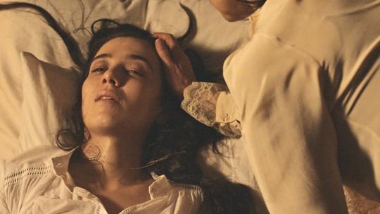 À beira da morte, Mariana fica chocada com notícia de duelo