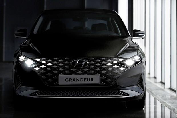 Novo Hyundai Azera (Foto: Divulgação)