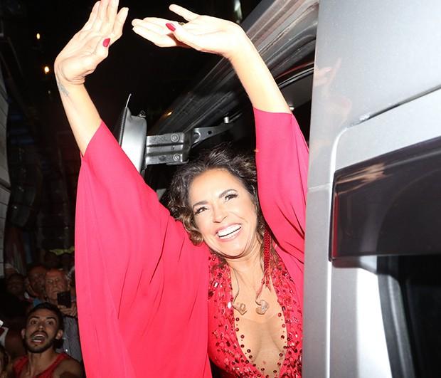 Daniela Mercury (Foto: Thiago Duran/AgNews)