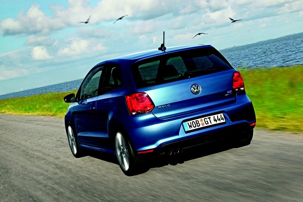 Volkswagen Polo (5ª geração) (Foto: Divulgação)