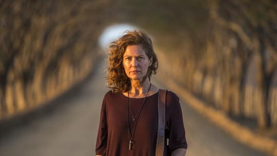 Patricia Pillar desvenda os mistérios por trás de Cássia, sua protagonista em 'Onde Nascem os Fortes'