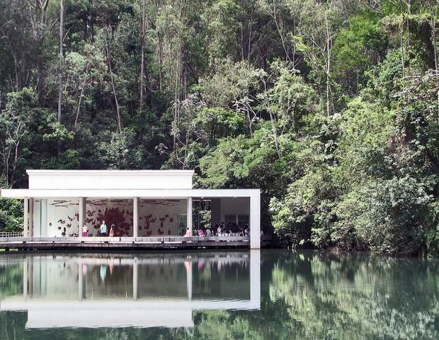 Instituto Inhotim (Foto: Flickr / Gabriel de Andrade Fernandes)