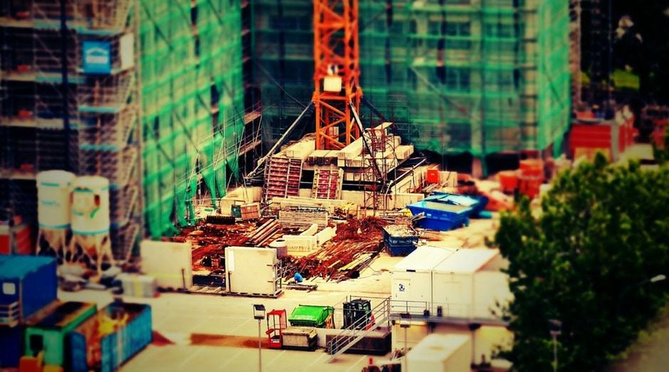 construcao civil (Foto: Pexels)