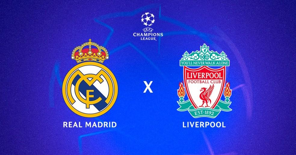 Real Madrid X Liverpool Ao Vivo Onde Assistir Ao Jogo Da Champions League Streaming Techtudo