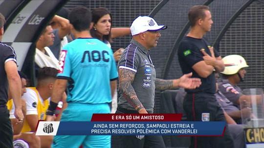 Jorge Sampaoli pede reforços e Santos corre atrás para atender ao pedido do técnico