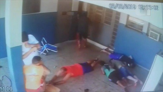 Polícia prende dois homens suspeitos de envolvimento em ataque a albergue penal de São Borja