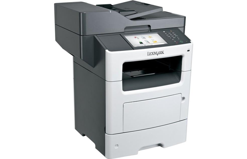 Com impressoras voltadas para uso em empresas, Lexmark não tem opções compactas para caber dentro de casa (Foto: Divulgação/Lexmark)