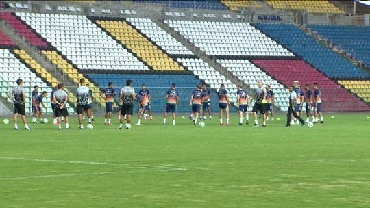 Vasco se prepara para enfrentar o Serra pela segunda fase da Copa do Brasil
