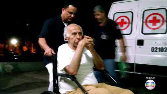 Abdelmassih tem alta de hospital em SP e volta para prisão domiciliar