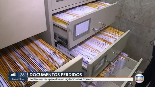 Veja como recuperar documentos perdidos em Belo Horizonte
