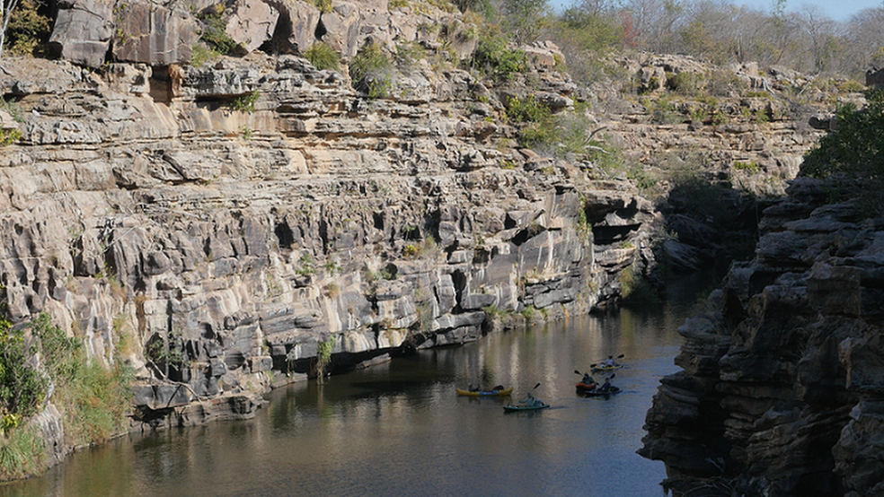 Para conservacionistas, região poderia aproveitar seu potencial para ecoturismo (Foto: Devian Zutter via BBC)