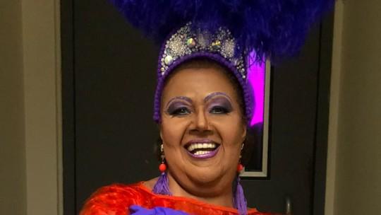 Sandra de Sá revela maior desafio no 'Show dos Famosos': 'Foi o salto'
