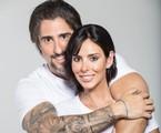 Marcos Mion e a mulher, Suzana Gullo | Reprodução Instagram