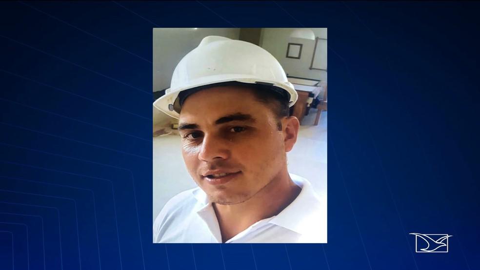 Leandro Fernandes, de 35 anos, foi assassinado na tarde dessa sexta-feira (1º) em São Luís. — Foto: Reprodução/TV Mirante