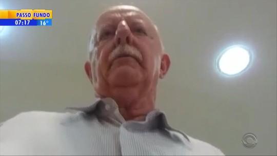 Prefeito de Não-Me-Toque é denunciado por assédio sexual e abuso de autoridade após vídeo