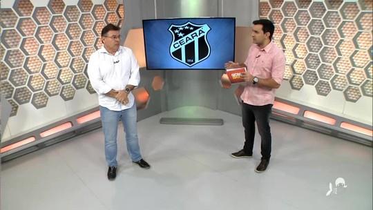 Presidente do Ceará nega interesse em  Bruno Melo e confirma proposta a Felipe Alves