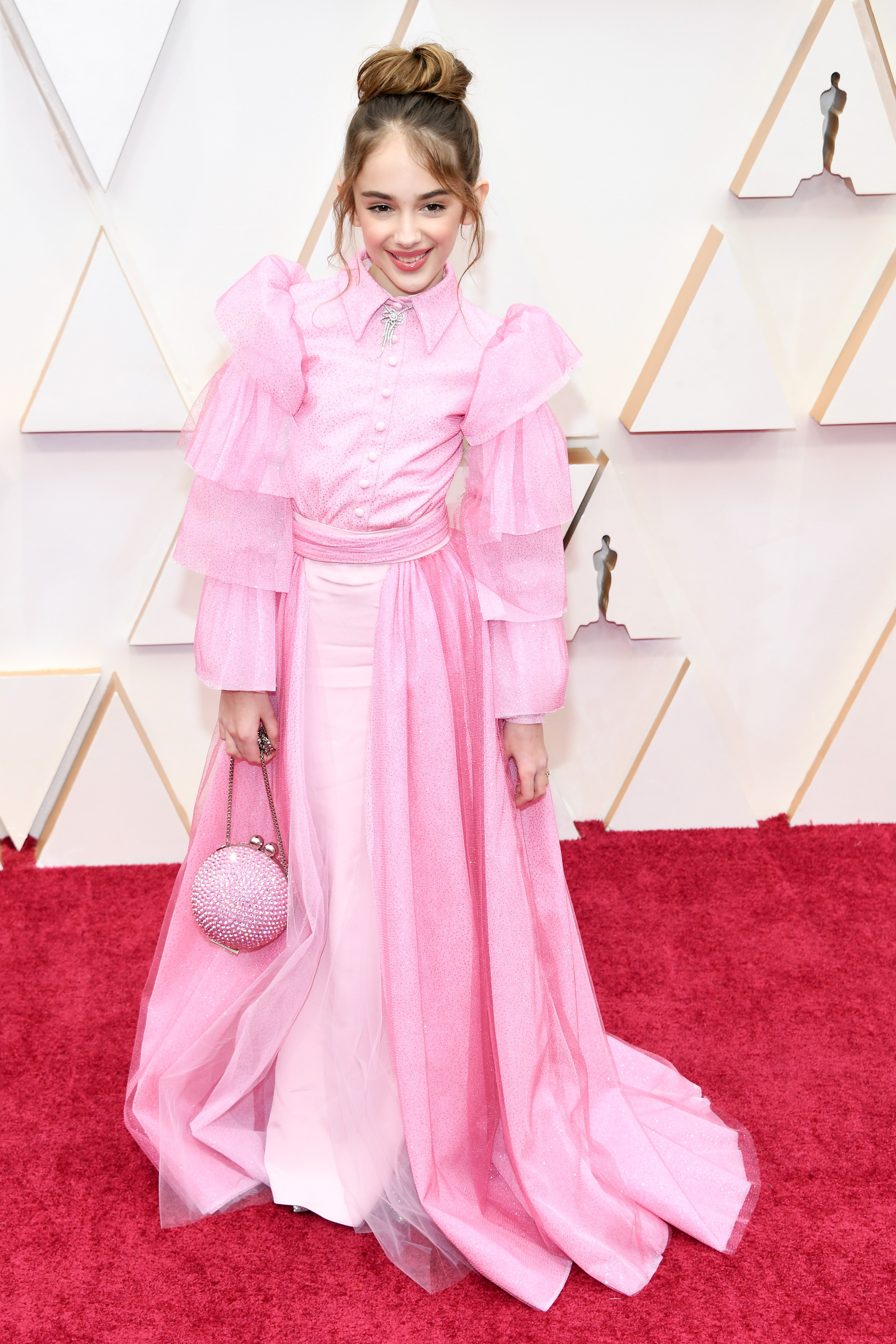 Julia Butters chega ao Oscar (Foto: Getty Images)