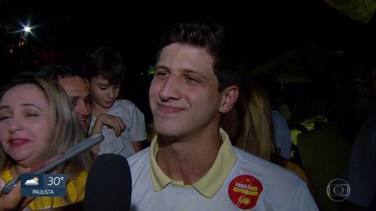 João Campos é o deputado federal com mais votos em Pernambuco