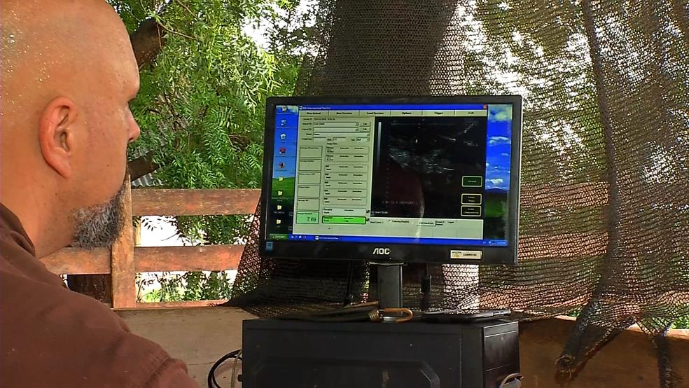 Tecnologia ajuda no trabalho — Foto: TVCA