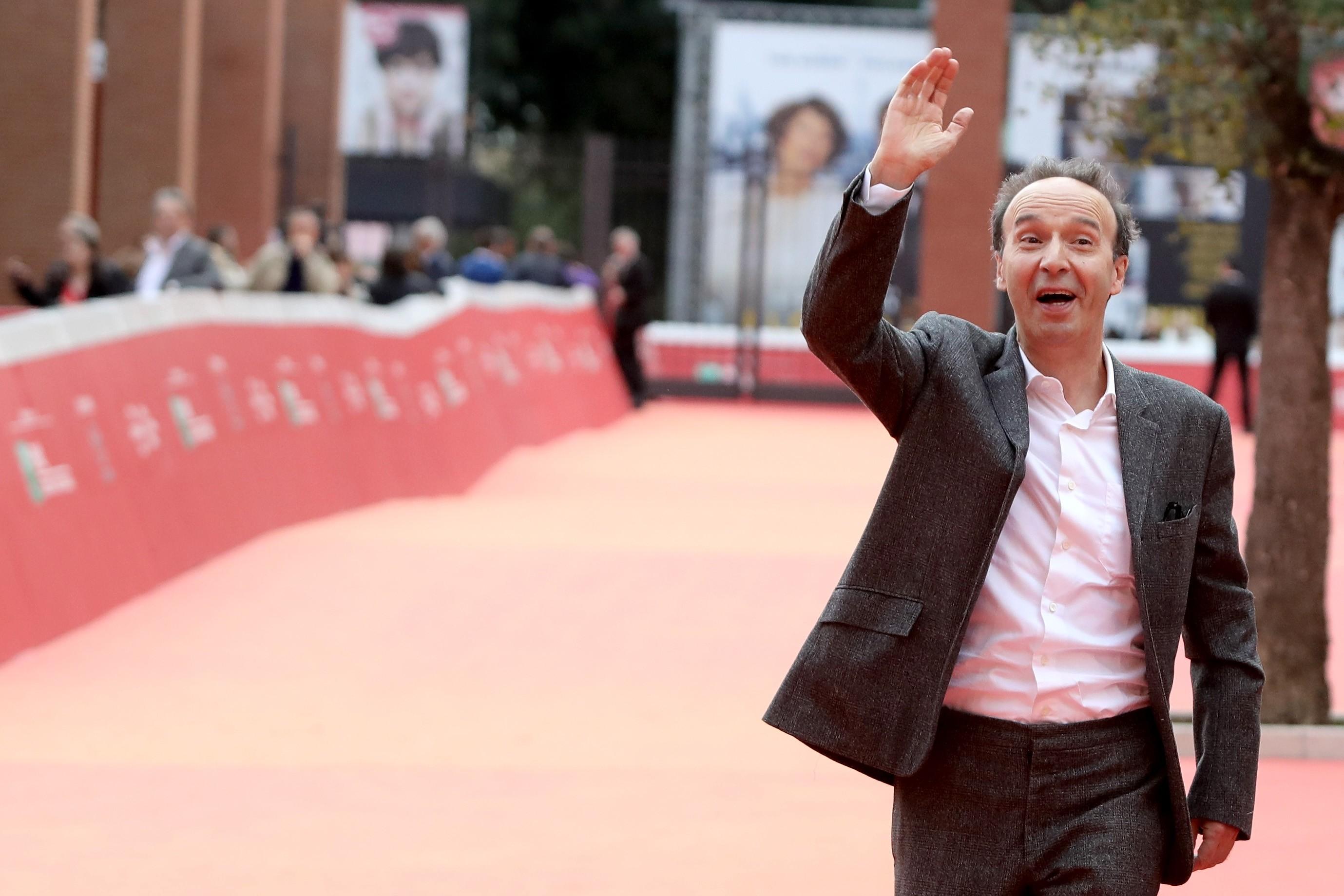 Roberto Benigni, o novo Gepetto (Foto: Getty Images / Vittorio Zunino Celotto)