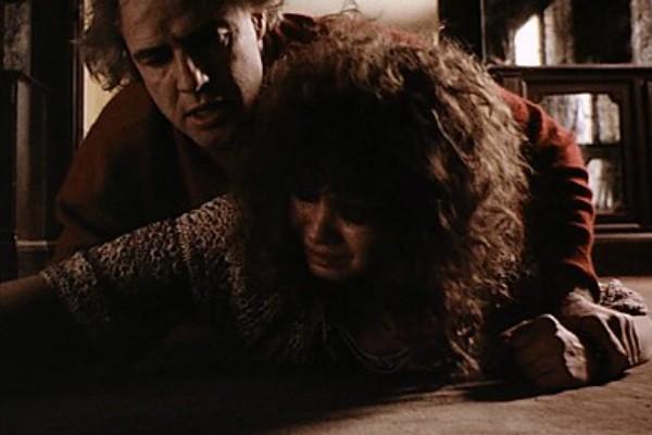 Maria Schneider e Marlon Brando em 'Último Tango em Paris' (Foto: Reprodução)
