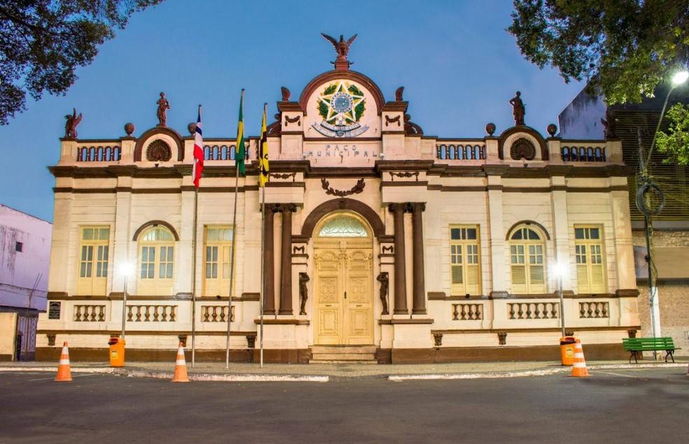 Prefeitura Municipal de Cruz das Almas — Foto: Paulo Galvão Filho/Ascom Prefeitura Municipal de Cruz das Almas