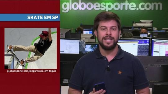 Giro GE fala de Bellucci, skate, K-Pop nos Jogos de Inverno e filho de Falcão