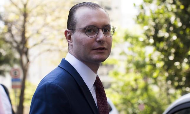 O advogado Cristiano Zanin Martins