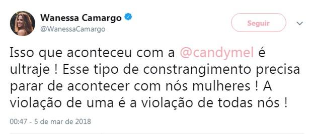 Wanessa Camargo (Foto: Reprodução/Twitter)