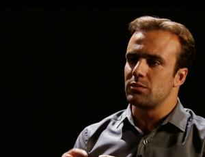 Roger Flores, comentarista (Foto: Reprodução SporTV)