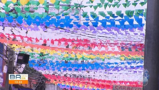 Festejos juninos aquecem a economia de Camaçari, na região metropolitana de Salvador