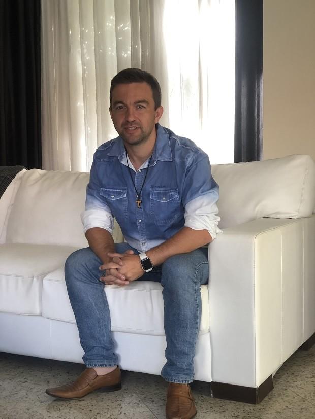 Gustavo Araújo, franqueado da CleanNew: empreendedor deixará Brasil e abrirá empresa nos EUA no final do mês (Foto: Divulgação)