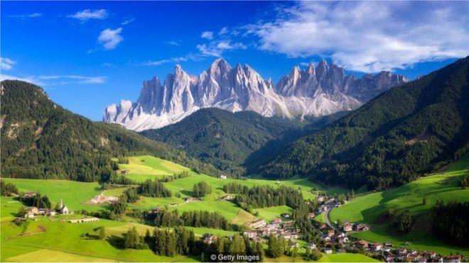 Nem sempre é verdade que quanto maior a altitude, mais saudável é o lugar (Foto: Getty Images via BBC)