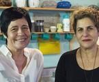 Thelma Guedes e Duca Rachid | Estevam Avellar/Globo
