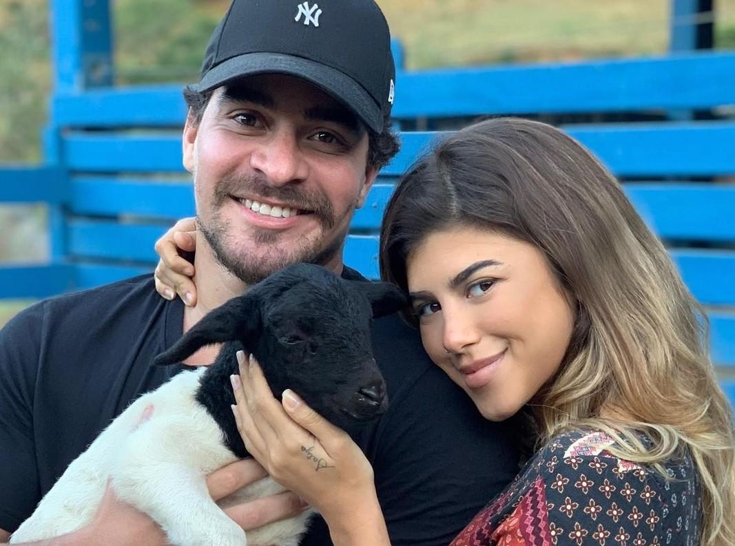 Thiago Martins e Talita Nogueira terminam namoro