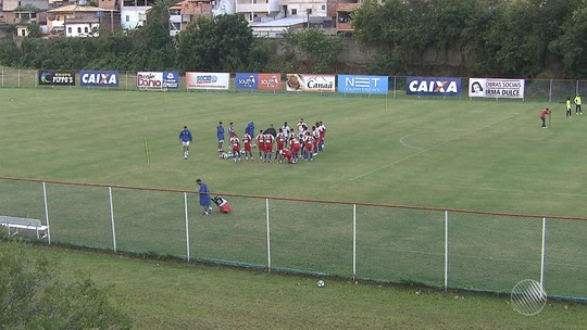 Após derrota, Bahia volta a treinar e se prepara para jogo contra o Sport