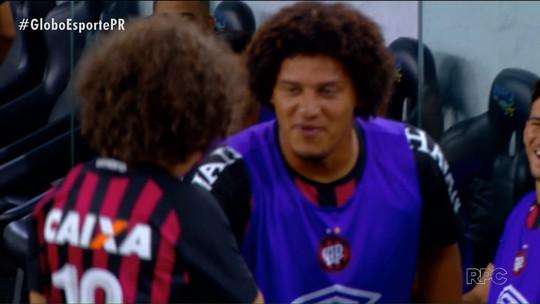 E então? Felipe Gedoz tem que jogar ou não no Atlético?