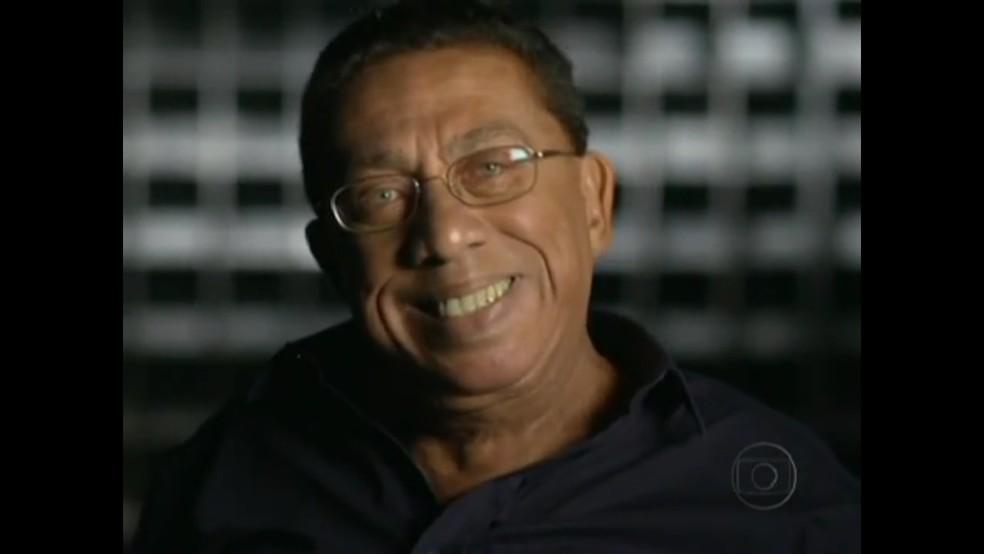 Fantástico - Paulo Silvino (Foto: Reprodução/Fantástico)