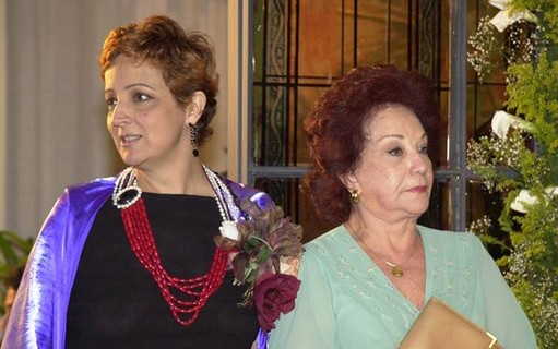 Betty Lago e Lolita Rodrigues em 'Kubanacan' (2003)
