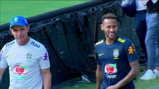 Duplo recomeço: Seleção e Neymar encaram os EUA em busca de uma nova história