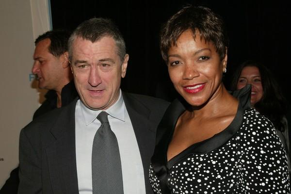 O ator Robert De Niro e a empresária Grace Hightower começaram a namorar em 1987 e se casaram em 1997 (Foto: Getty Images)